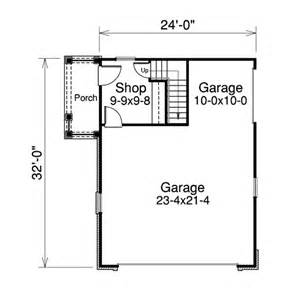 Garage Floor Plan flagstaff 2 car garage plans