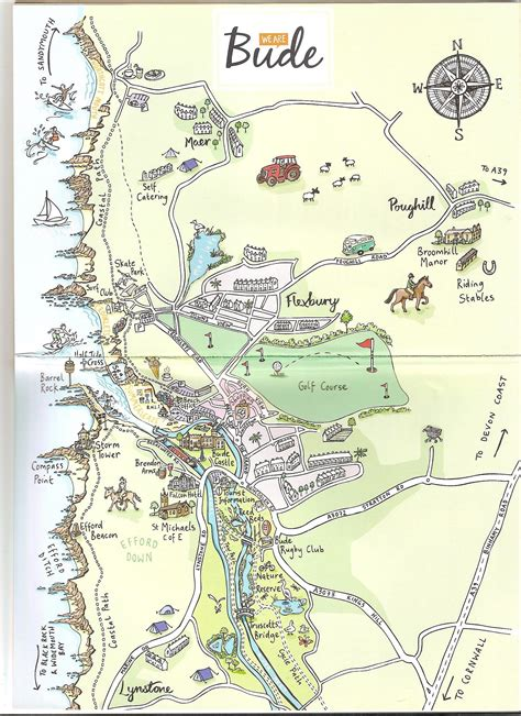printable street map of yeovil toddler trips 1 bude the mummy stylist