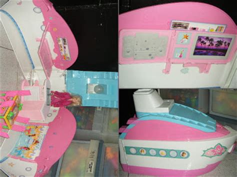 barbie boat bed mommyslove4baby143 barbie musical cruise ship w free