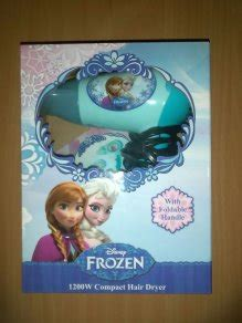Frozen Hair Dryer disney frozen compact hair dryer for sale in clondalkin dublin from pete 400