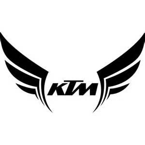 ktm logo sticker images