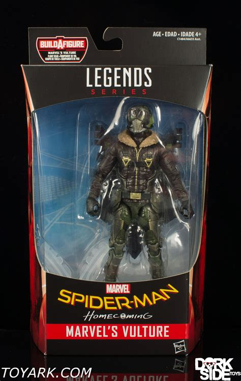 Marvel Homecoming 15cm Vulture spider homecoming marvel legends beetle with vulture