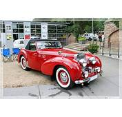 1946 Triumph Roadster Photos Informations Articles