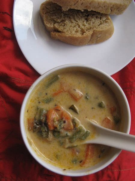 vegetable soup recipe style south indian style vegetable soup recipe by