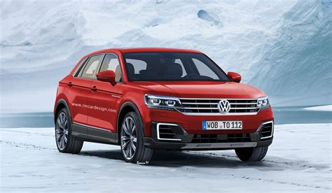 Future Volkswagen by Futur Crossover Compact Volkswagen Comme 231 A