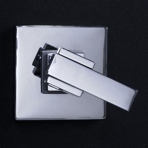 Ceiling Mounted Faucet by Shower Valve Trim With Ceiling Mounted 12 Quot Led Shower