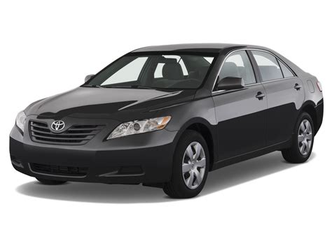2009 Toyota Camry Le V6 2009 Toyota Camry Reviews And Rating Motor Trend