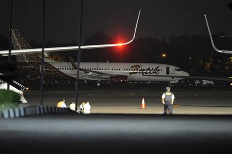 batik air crash indonesia 56 escape unscathed in jakarta runway collision