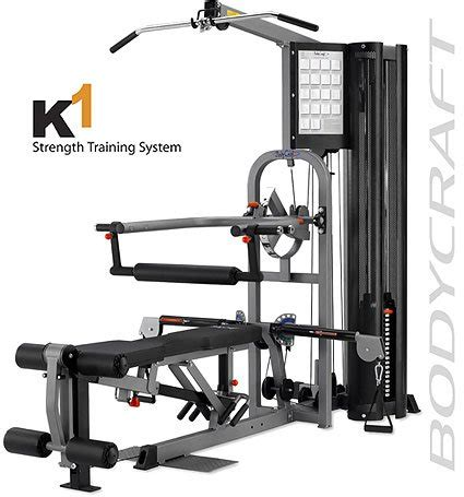 1 bodycraft home gyms
