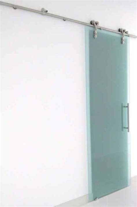 Sliding Glass Barn Doors Frosted Glass Sans Soucie Glass Sliding Barn Doors