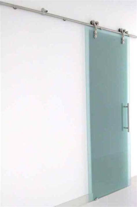 Sliding Glass Barn Doors Frosted Glass Sans Soucie Contemporary Sliding Shower Doors