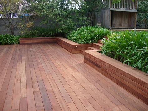 Planter Box Melbourne by Timber Decking Leisure Decking Melbourne Home Repair