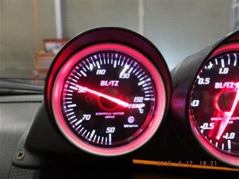blitz sd meter mm gauge  full set jdmdistro buy