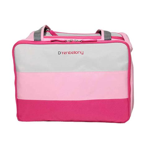 jual d renbellony bag exclusive pink tas bayi