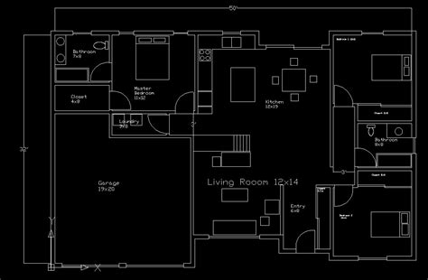 autocad floor plan floor plans using autocad