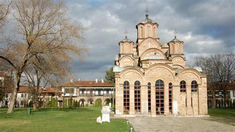 une nouvelle 233 glise orthodoxe serbe attaqu 233 e au kosovo