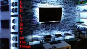 led lights for room project room vlog 04 diy led light all the