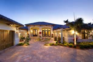 Mediterranean Style Home Plans Mediterranean Style House Plan 4 Beds 3 5 Baths 4730 Sq