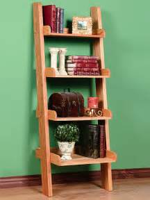 Ladder Bookcase Oak How To Build A Ladder Bookcase Bookcase Projects Built