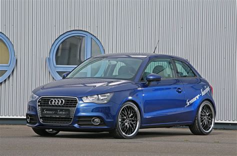 Audi A1 Performance Figures by Senner Tuning Modifies The Audi A1