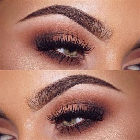 Eyeshadow Smokey 25 best ideas about brown smokey eye on brown