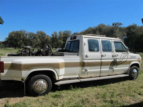 truck va 1985 ford e350 centurion truck cummins conversion gear