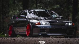 Nissan Gts R32 Modified Nissan Gtr R32 Skyline Black Modifiedx