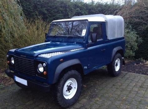 land rover defender 90 td5 weld in roll cage