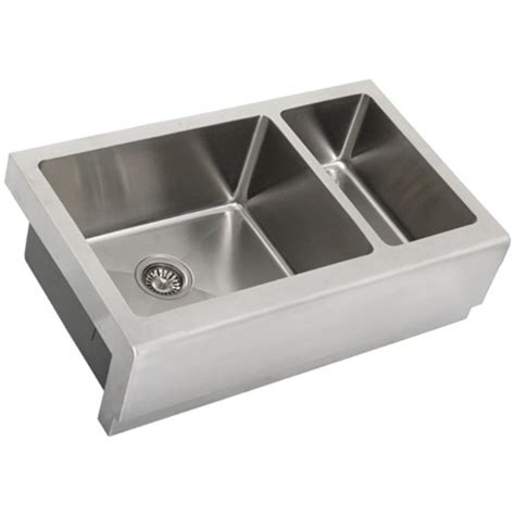 16 stainless steel kitchen sink ticor 33 quot s4406 apron 16 stainless steel kitchen sink