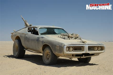 Mad Max Auto by Mad Max Fury Road The Cars