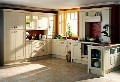 wooden kitchen ideas l shaped kitchen cabinet with cherry finished combined
