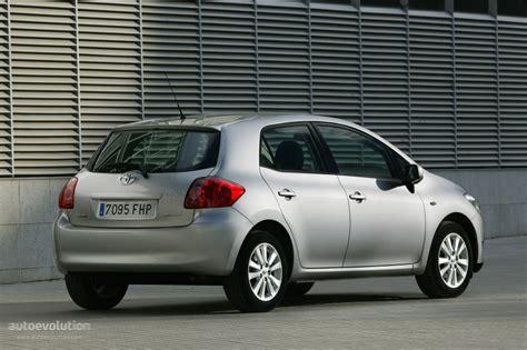 toyota auris 5 doors specs 2006 2007 2008 2009 2010 autoevolution