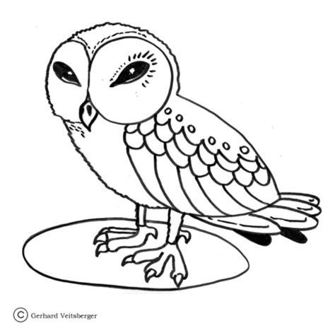 wise owl coloring page klok liten uggla m 229 larbok gratis m 229 larbilder att skriva ut