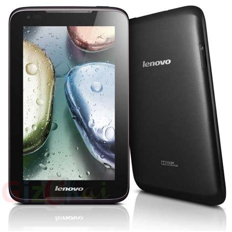 Lenovo Tab A1000 Gsm lenovo ideapad a1000 7inch tablet with voice calling 8980inr gizchai