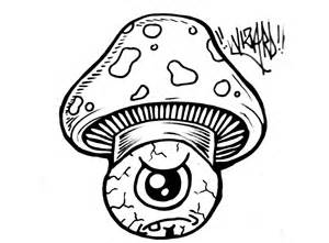eye graffiti sticker wizard1labels deviantart