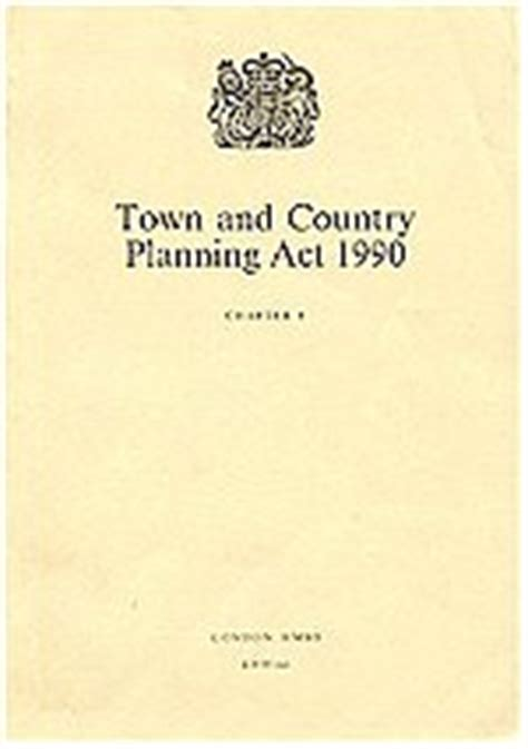 town and country planning act 1990 section 215 aie down load hmso town country planning act