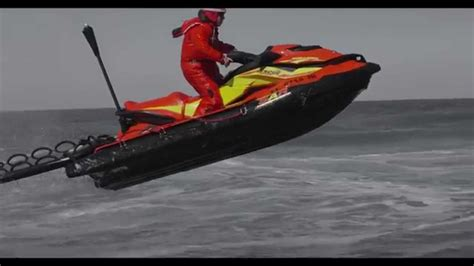 old banana boat commercial sea doo search and rescue sar youtube