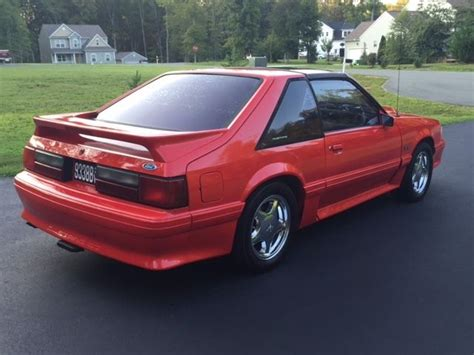 87 ford mustang gt t top hatchback for sale photos