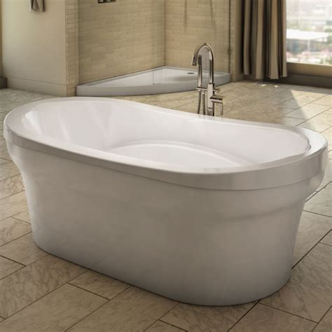 Bathtub In by Neptune Revelation Freestanding Bathtub