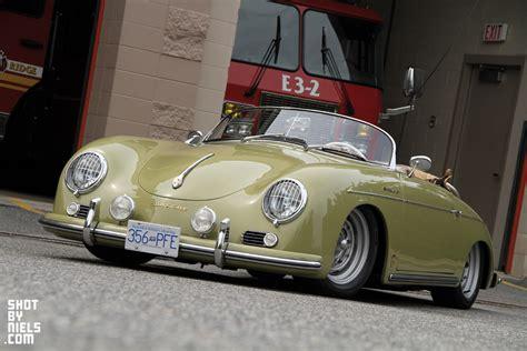 356 porsche replica porsche 356 speedster replica by niels