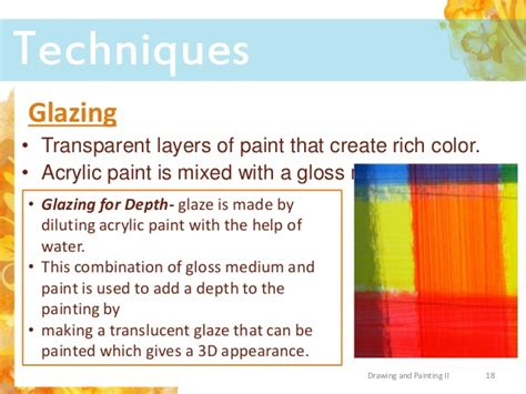 acrylic paint definition painting definition images gallery