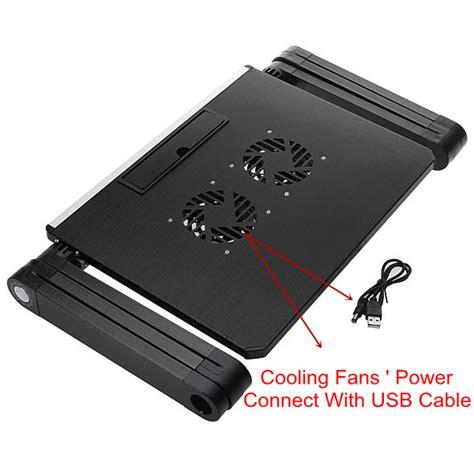 computer da tavolo prezzi portatile pieghevole pad ventola di raffreddamento