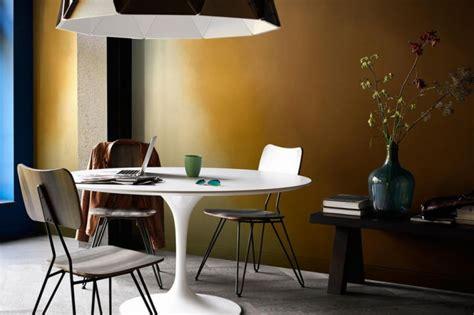 Kupfer Wandfarbe by Farbe In Der Wohnung 25 Ideen Mit Warmen Wandfarben