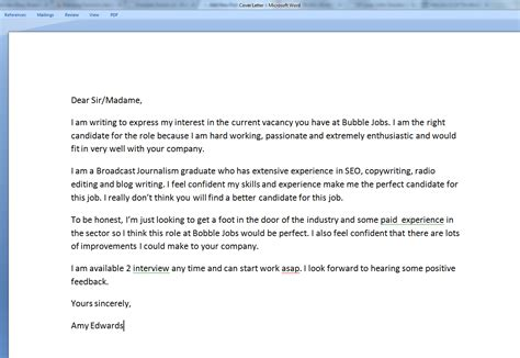 great sle of cover letter for teaching job 31 on resume