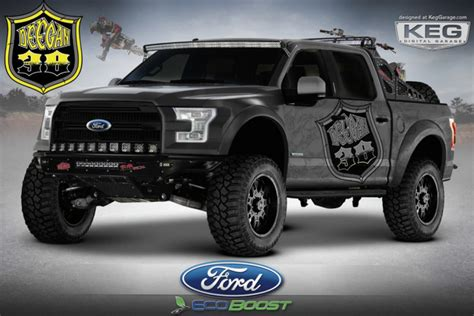 concept ford truck awesome ford f 150 concept trucks coming to sema show