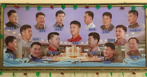 north korea approved styles north koreans can choose between 15 approved haircut