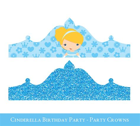 printable disney crown disney princess crown template