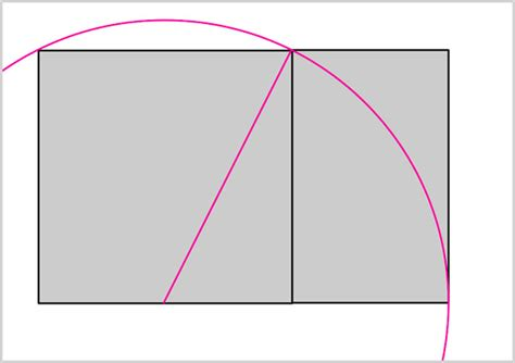 design fundamentals and the golden section rectangle web