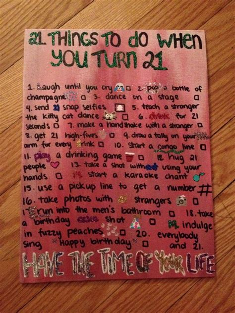 21st birthday themes list 1000 images about crafts on pinterest 21st birthday