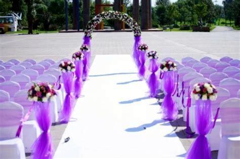Wedding Decor with floral decoration ? Cool wedding